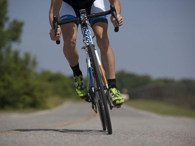 אימון לשיפור הרכיבה על אופניים